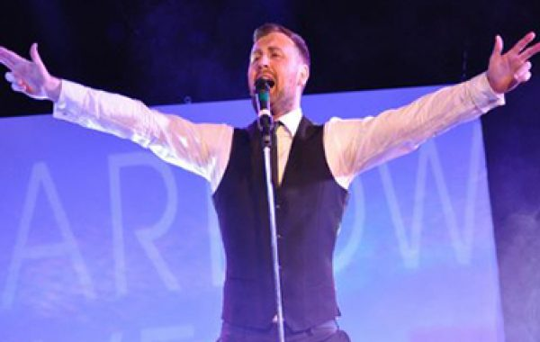 Paul Waite As Gary Barlow