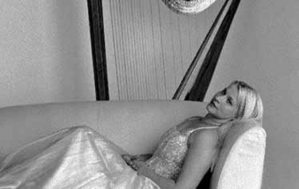 Harpist – Maxine Molin Rose