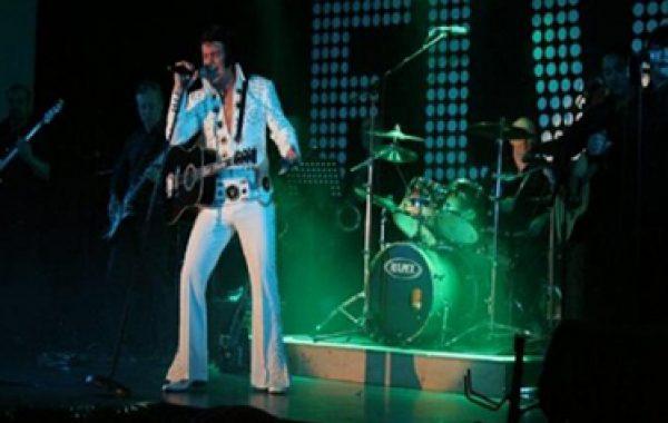 Elvis Presley Tribute Show – Pure Presley