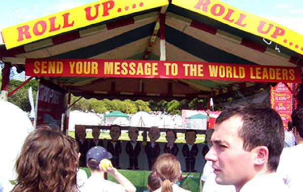 Funfair Side Stalls