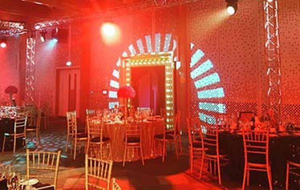 Hollywood Themed Event
