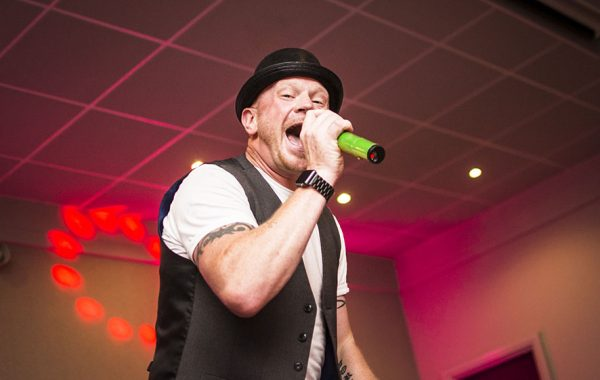 Solo Reggae Ali Campbell and UB40 Tribute