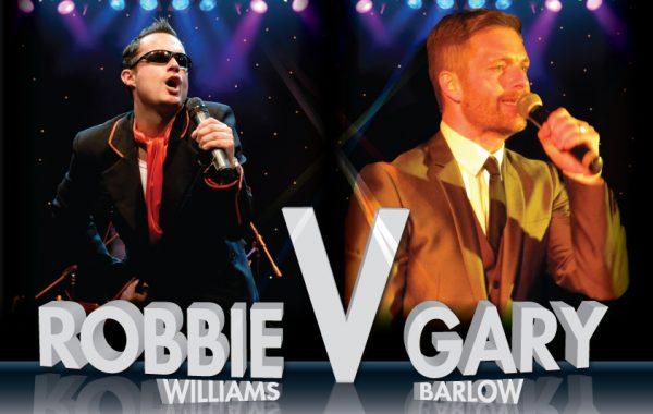 Robbie vs Gary