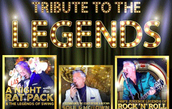 Alan Becks Tribute To The Legends