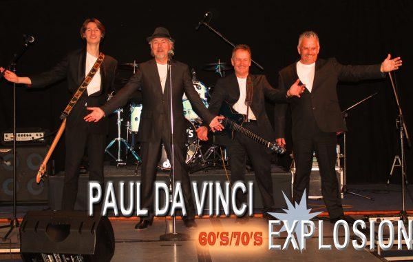 Paul Da Vinci's Explosion